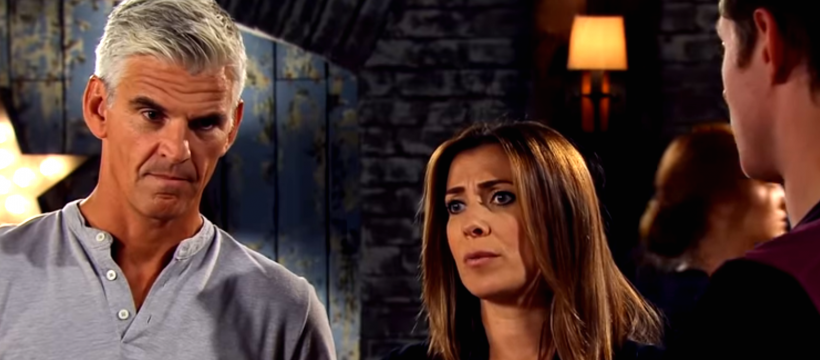 Coronation Street's Michelle Connor left in fear of a