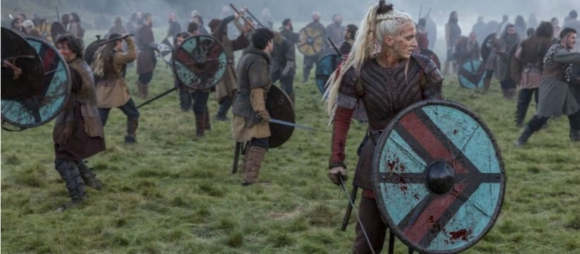 The Women Of 'Vikings': Strong Female Characters Led To A