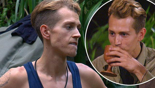 James Mcvey S Band Are Worried About His Weight Loss On I M A Celeb Popular Indi News