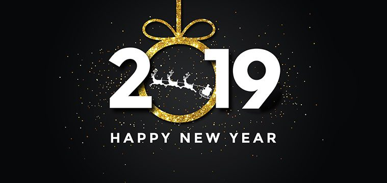 Happy New Year 2019 Resolution Quotes & Ideas: 10 New Year's