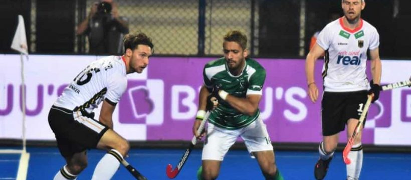 89a797e28 Hockey World Cup 2018  Pakistan suffer twin blows  Captain Rizwan out with  injury