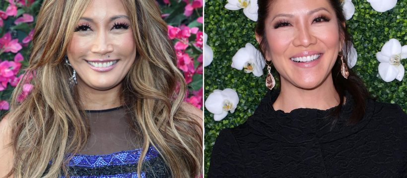 The Talk: Carrie Ann Inaba officially replaces Julie Chen
