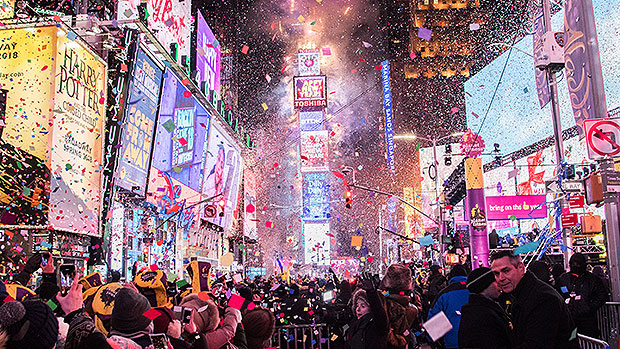 New Year's Eve 2019 NYC Ball Drop: Watch The Times Square ...