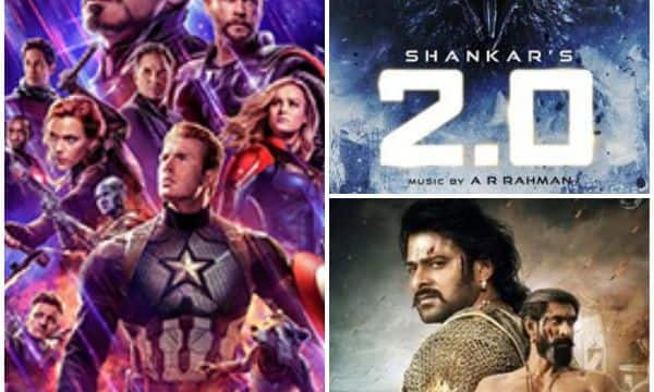 Avengers: Endgame FAILS to beat Baahubali and 2 0 at the box