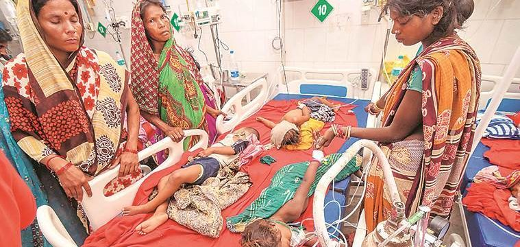 Heat, lack of nutrition, awareness add to AES, Bihar kids toll over