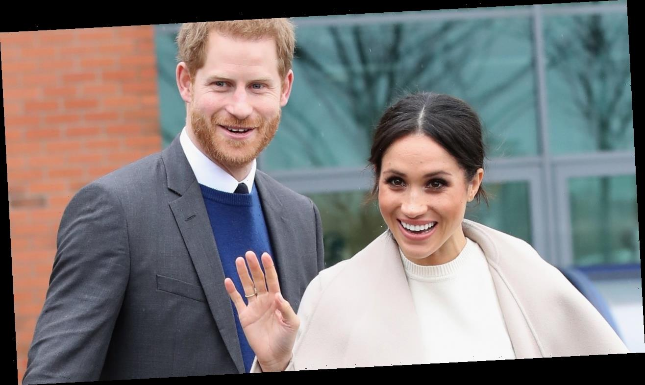 Meghan Markle and Prince Harry Made a Surprise Trip to